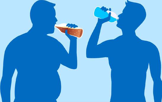 ۵ روش برای آب شدن چربی شکم